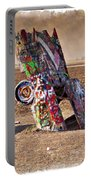 Cadillac Graveyard II - Impressions Portable Battery Charger