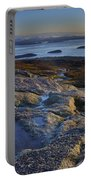 Cadillac Mountain And Frenchman's Bay Portable Battery Charger