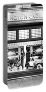 Cadillac Storefront, 1927 Portable Battery Charger