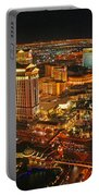 Caesars Palace On The Strip Portable Battery Charger