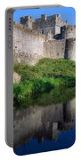Cahir Castle, River Suir, County Portable Battery Charger