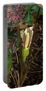 Caladium Flower 2 Portable Battery Charger