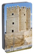Calahorra Tower In Cordoba Portable Battery Charger