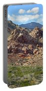 Calico Basin View Portable Battery Charger