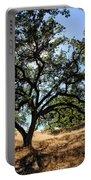 California Oaks Portable Battery Charger