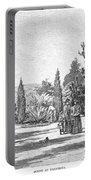 California: Pasadena, 1890 Portable Battery Charger