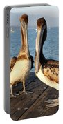 California Pelicans Portable Battery Charger