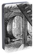 California: Winery, C1890 Portable Battery Charger
