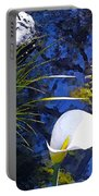 Calla Lily 6 Portable Battery Charger