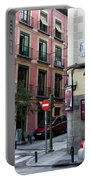 Calle De Vergara Madrid Portable Battery Charger