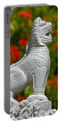 Cambodian Lion Portable Battery Charger