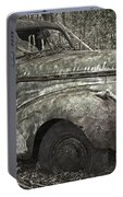 Camouflage Classic Car Portable Battery Charger