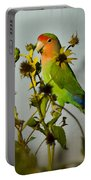 Can You Say Pretty Bird? Portable Battery Charger