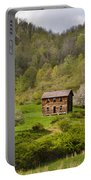 Canaan Valley West Virginia Cabin Portable Battery Charger