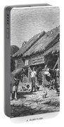 Canada: Farming, 1883 Portable Battery Charger