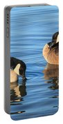 Canada Geese   Portable Battery Charger