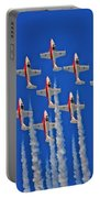 Canadian Air Force - Snowbirds Portable Battery Charger