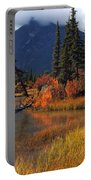 Canadian Landscape Portable Battery Charger