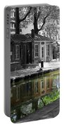 Canal Saint Martin Portable Battery Charger