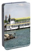 Canandaigua Lady Paddleboat Portable Battery Charger