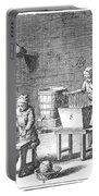 Candlemaking, 18th Century Portable Battery Charger