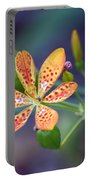 Candy Lily Portable Battery Charger