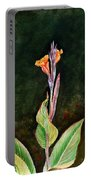 Canna Lily Portable Battery Charger