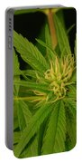 Cannabis Bud Portable Battery Charger