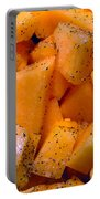 Cantaloupe Portable Battery Charger