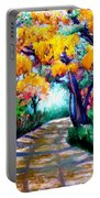 Canyon De Chelly In The Fall Portable Battery Charger