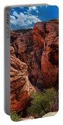 Canyon Glow Portable Battery Charger by Rick Berk