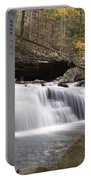 Canyon Waterfall Portable Battery Charger