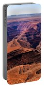 Canyonlands II Portable Battery Charger by Robert Bales