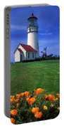 Cape Blanco Lighthouse Oregon Portable Battery Charger