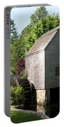 Cape Cod Water Mill Portable Battery Charger