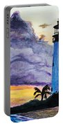 Cape Florida Lighthouse Portable Battery Charger