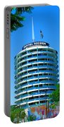 Capital Records Hollywood Portable Battery Charger