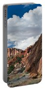 Capitol Reef Rock Portable Battery Charger