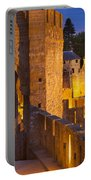 Carcassonne Ramparts Portable Battery Charger