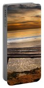 Carcavelos Beach Portable Battery Charger
