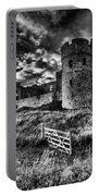 Carew Castle Pembrokeshire 4 Mono Portable Battery Charger