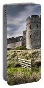 Carew Castle Pembrokeshire Long Exposure 2 Portable Battery Charger