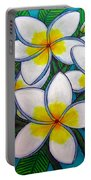 Caribbean Gems Portable Battery Charger by Lisa  Lorenz