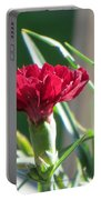 Carnation Named Hounsa Portable Battery Charger
