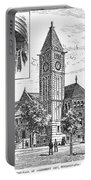 Carnegie Library, 1890 Portable Battery Charger