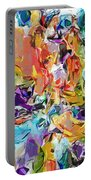 Carnival Abstract 082512 Portable Battery Charger