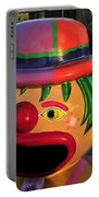 Carnival Clown Portable Battery Charger