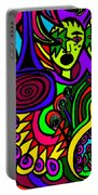 Carnival Day Portable Battery Charger