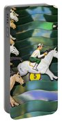 Carnival Horse Race Game Portable Battery Charger