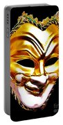 Carnival Mask 2 Portable Battery Charger